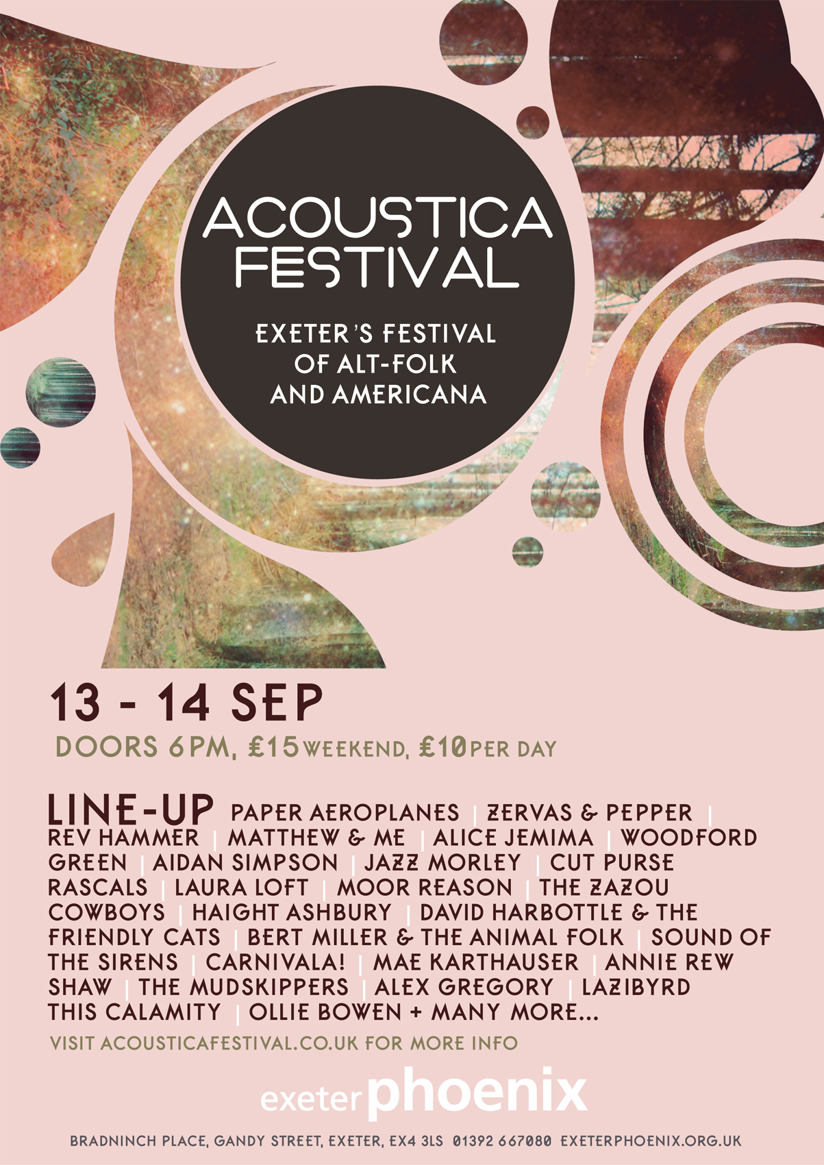 Sound Launch join YSSC to play at Acoustica Festival – lofts music shed
