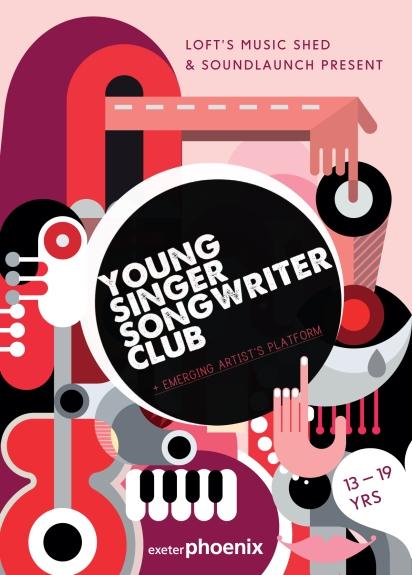 Young Singer Songwriter Club + Emerging Artist's Platform